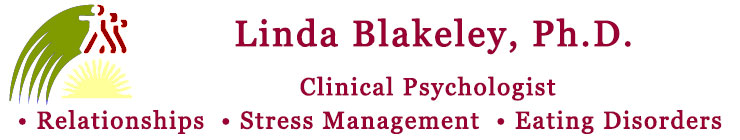 Linda Blakeley PhD Clinical Psychologist and Eating Disorder Specialist